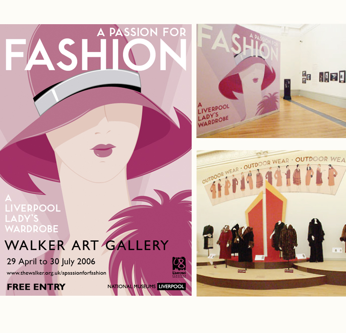 Walker Art Gallery  Passion for Fashion